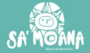 Sa' Moana beach bungalows, Samoa